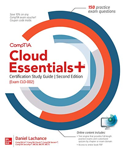 CompTIA Cloud Essentials+ Certification Study Guide, Second Edition (Exam CLO-002)