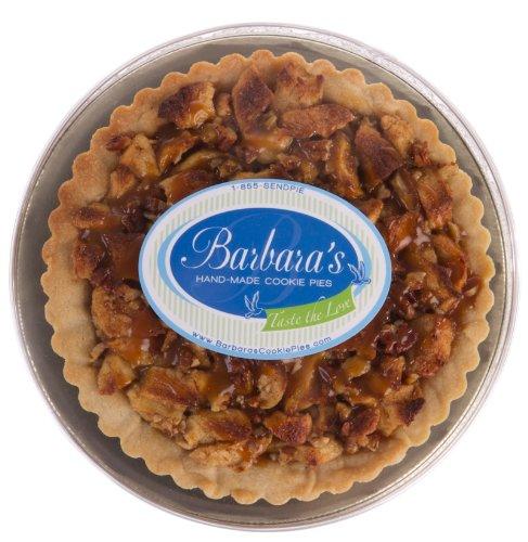 Barbara's Hand-Made Cookie Pies Gourmet Apple Caramel Cookie Pie