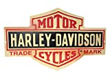 Harley-Davidson Bar and Shield Metal Sign