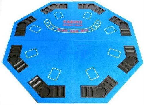 AHI AHI-751 Folding Poker Table by AHI