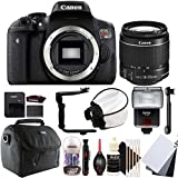 Canon EOS Rebel T6 18MP Digital SLR Camera with 18-55mm EF-IS STM Lens and Accessories