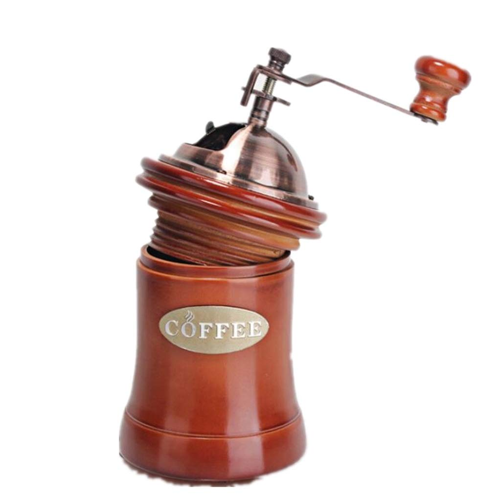 Acquisto Macinacaffè Manuale, Caffettiera A Mano, Macchina per caffè A Manovella Prezzi offerta