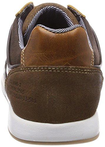 2ae0bee2b1fd BULLBOXER Herren 6343a Sneaker Braun Cognac - otteundschlegel.de