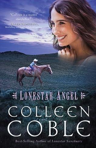 book cover of Lonestar Angel