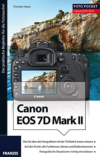 Foto Pocket Canon EOS 7D Mark II