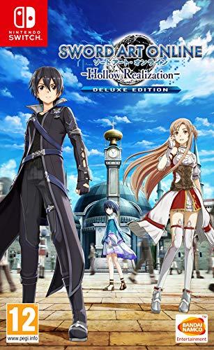 Sword Art Online: Hollow Realisation Deluxe Edition (Nintendo Switch) (Import Art)