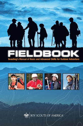 Amazon fieldbook scoutings manual of basic and advanced fieldbook scoutings manual of basic and advanced skills for outdoor adventure by boy scouts fandeluxe Images