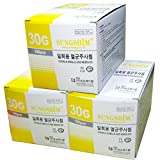 30G Dispensing Needles ,Disposable syringes Needles Sterile micro injections, length :13mm,100 piece/box