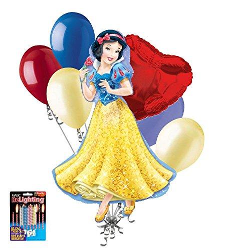 Disney Princess Snow White Balloon Bouquet (Birthday Snow White)