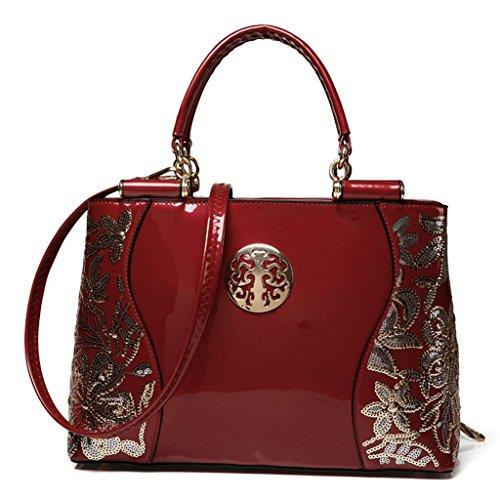 Shoulder Purse Womens Messenger Designed Handbags Women Ladies Fashion Handbags 3 color Bag 1 Leather Handbag Tote q7wXwgSU