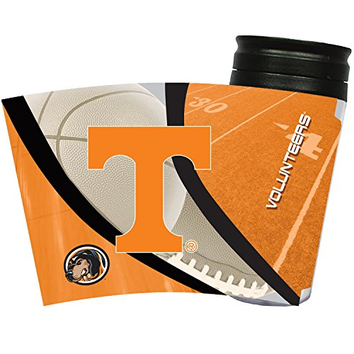(Tennessee Volunteers Insulated Travel Tumbler Mug 16 oz)