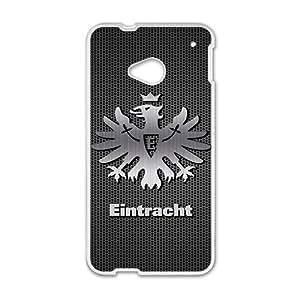ORIGINE eintracht frankfurt wappen Phone Case for HTC One M7 by icecream design