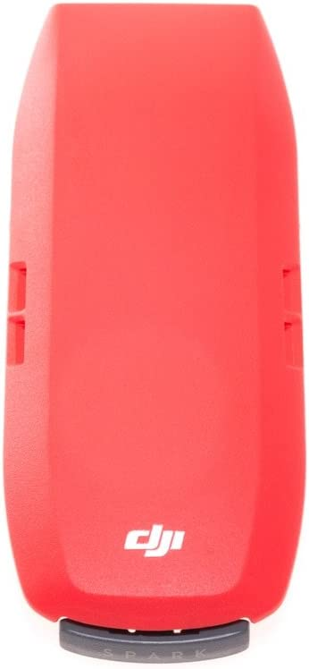 DJI Spark Upper Aircraft Cover Shell (Red) - OEM