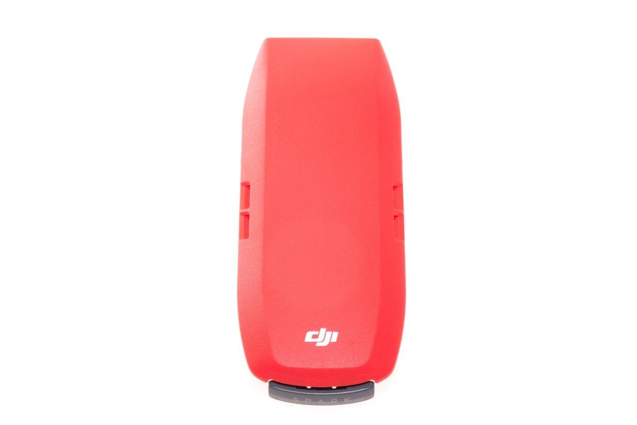 Cover carcasa para drone DJI Spark - rojo (xsr)