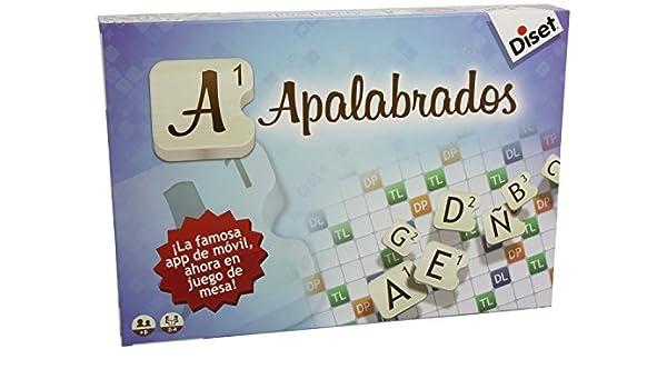 Diset Apalabrados by Diset: Amazon.es: Juguetes y juegos