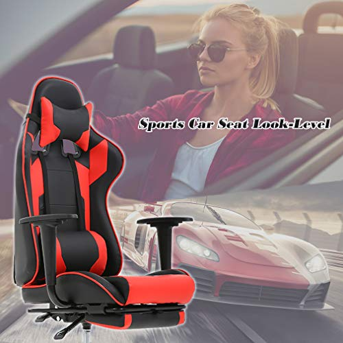 BestMassage Chair Gaming Chair Chair High Back with Support and