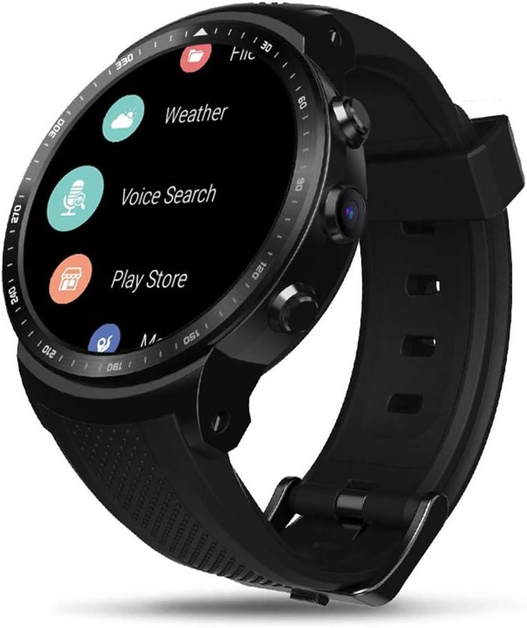 JINRU Reloj Inteligente 1,53 Pulgadas 1 + 16 GB de Memoria GPS posicionamiento Global Monitor de frecuencia cardíaca Deportes podómetro monitoreo del sueño