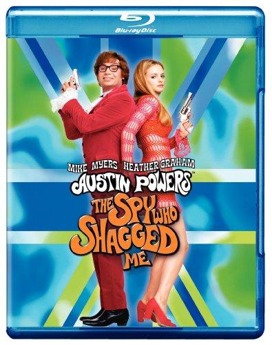 Austin Powers: Spy Who Shagged Me, The (BD) [Blu-ray]