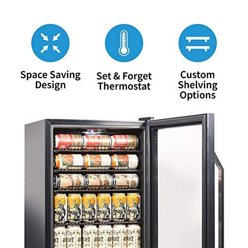 NewAir AB-1200X Beverage Cooler by NewAir (Image #4)