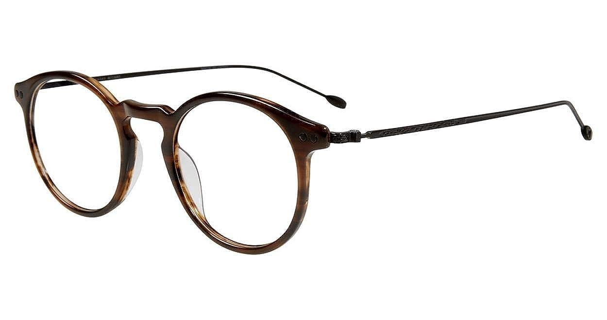 Eyeglasses John Varvatos V 377 Brown