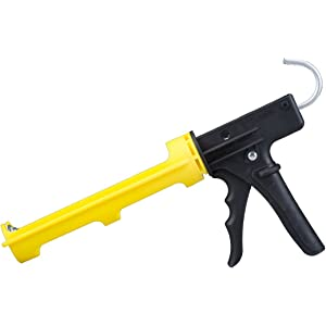 Composite Caulk Gun Inc. Est2000 Ergo – Best Dripless Gun For Caulking