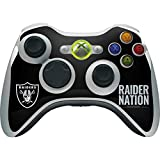 xbox controller cover raiders - Skinit NFL Oakland Raiders Xbox 360 Wireless Controller Skin - Oakland Raiders Team Motto Design - Ultra Thin, Lightweight Vinyl Decal Protection