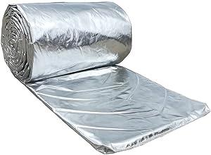 """Fire Barrier Duct Wrap Firetrap Blanket 1.5""""x24""""x6.20' One Roll"""