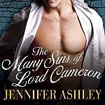 The Many Sins of Lord Cameron: Highland Pleasures, Book 3 | Jennifer Ashley