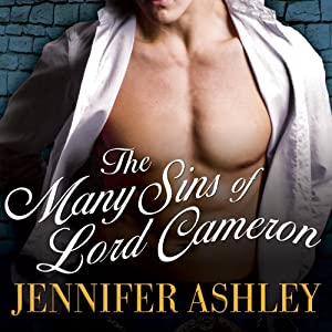 The Many Sins of Lord Cameron Audiobook