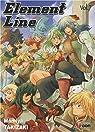 Element Line, Tome 7 par Takizaki