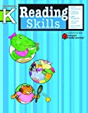Reading Skills: Grade K (Flash Kids Harcourt Family Learning)