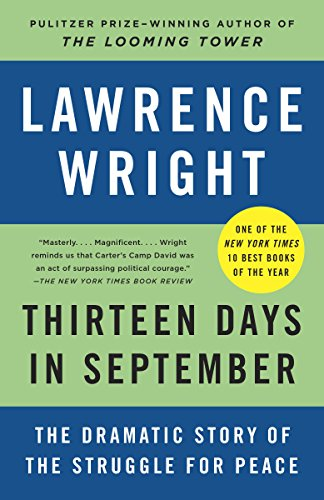 Thirteen Days In September: The Dramatic Story Of The Struggle For Peace By  [Wright