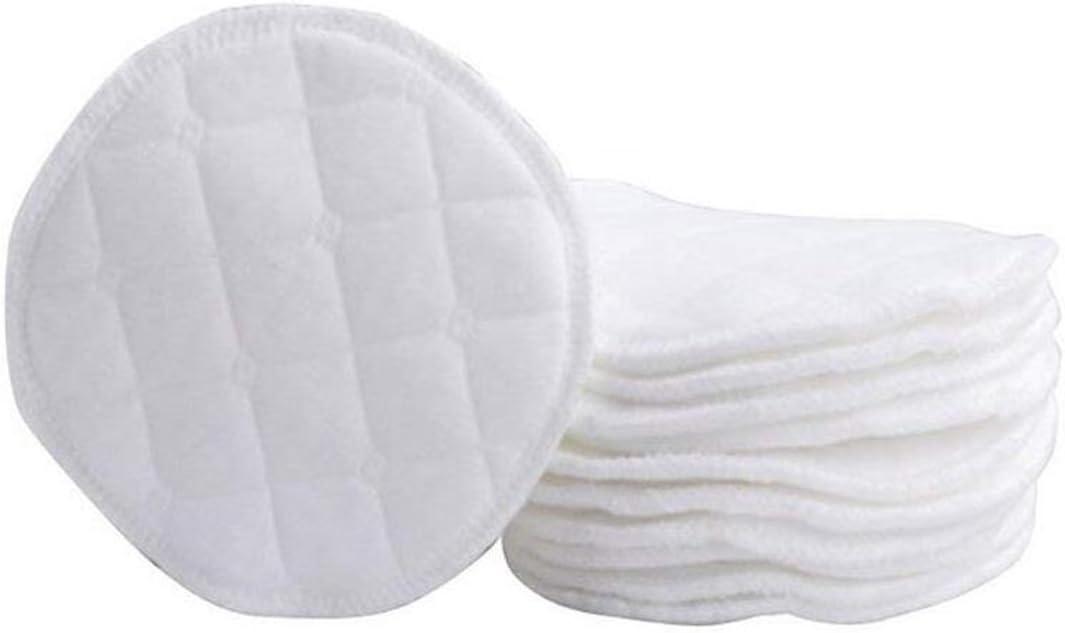 Ericotry - 12 almohadillas de lactancia de algodón orgánico, suave ...