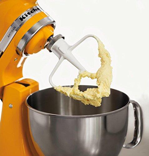 KitchenAid K45B Coated Flat Beater for 4.5-Qt. Tilt-Head Stand Mixers (W10672617) - smallkitchenideas.us
