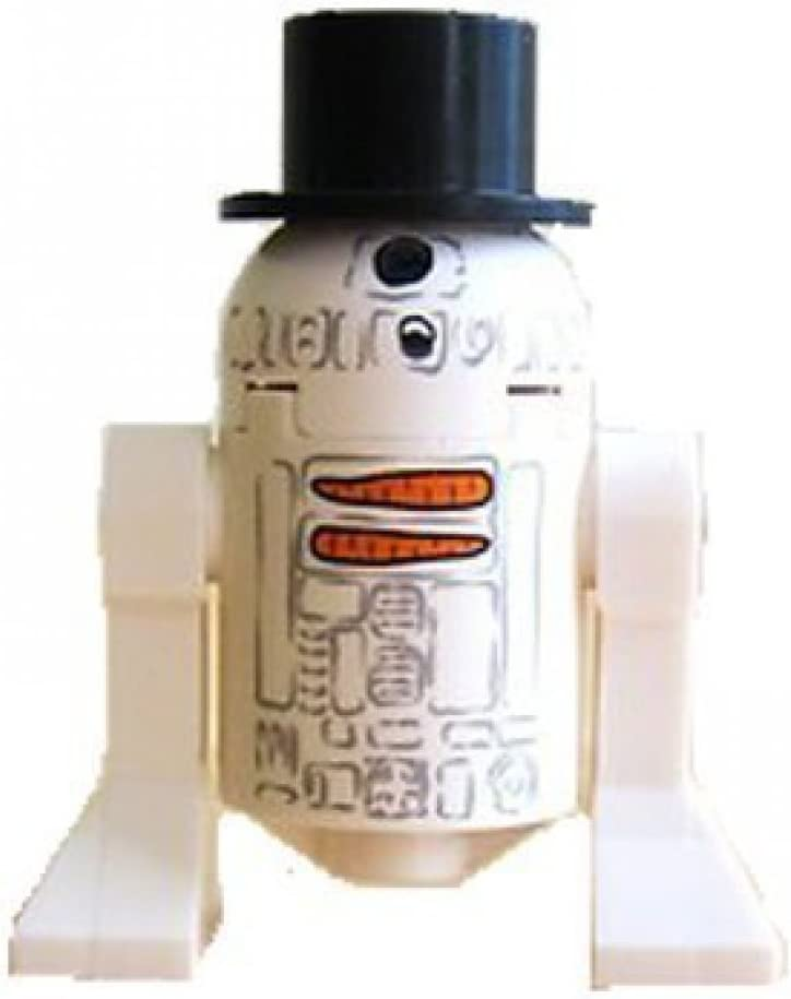 LEGO Star Wars Advent Minifigure - R2-D2 Snowman Droid (9509)