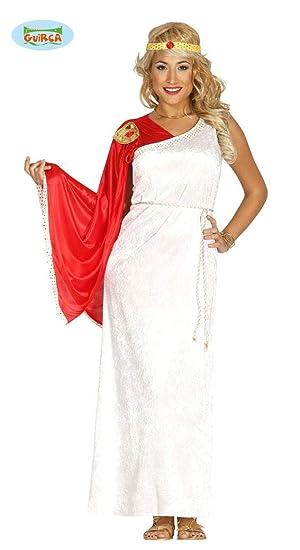 Guirca Rudy Traje de Mujer Romana, Color, Talla única, 80237
