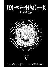 Death Note Black Edition, Vol. 5 (Volume 5)