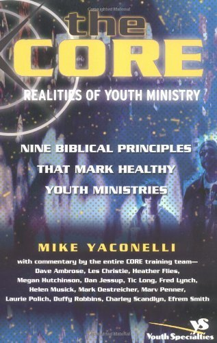 f Youth Ministry: Nine Biblical Principles That Mark Healthy Youth Ministries Paperback – January 4, 2004 ()