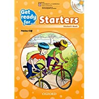 Get Ready for: Starters Student's Book and Audio CD Pack