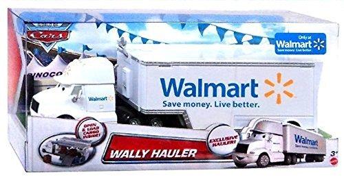 - Disney/Pixar Cars Exclusive Die-Cast Vehicle Wally Hauler Walmart 1:55 Scale