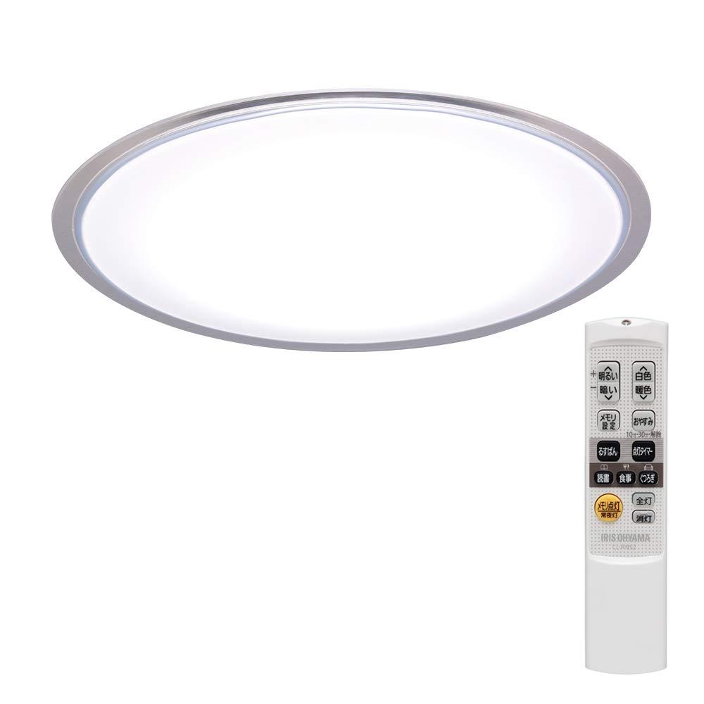 アイリスオーヤマ LED シーリングライト 調光 調色 タイプ