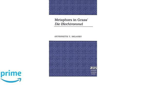Metaphors in Grass Die Blechtrommel