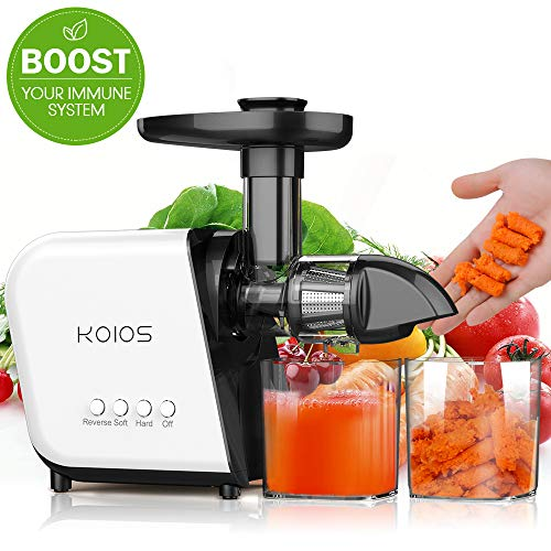 Koios Slow Masticating Juicer