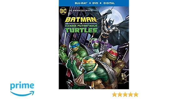 Batman Vs Teenage Mutant Ninja Turtles 2 Blu-Ray Edizione ...