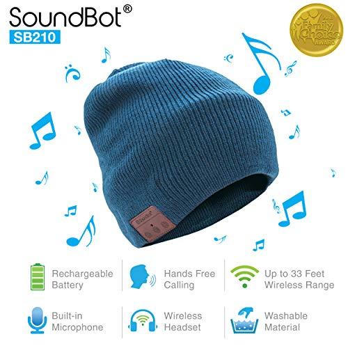 SoundBot Bluetooth Beanie