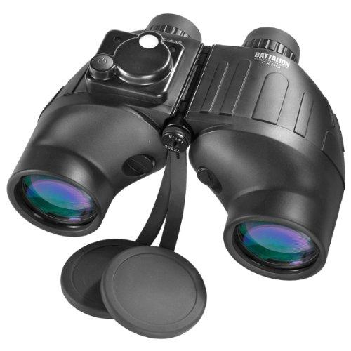 Battalion Waterproof Binoculars Compass Rangefinder
