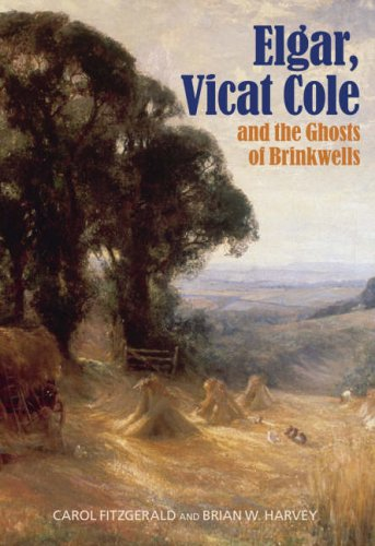 Read Online Elgar, Vicat Cole and the Ghosts of Brinkwells pdf epub