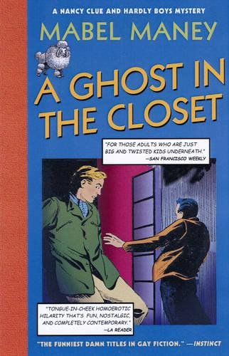 Download A Ghost in the Closet: A Nancy Clue and Hardly Boys Mystery (Maney, Mabel) pdf