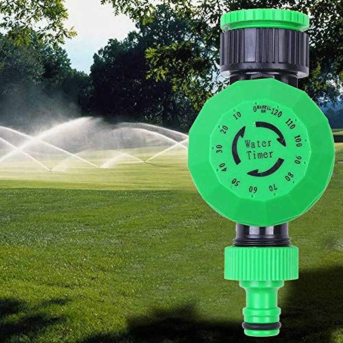 Riforla Water Timer Automatic Mechanical Water Timer Hose Timers Watering Can Garden Hose Outlet Timer Water Hose Orbit Sprinkler Weather Station Electronic Hose Sprinkler Garden Irrigation Controller