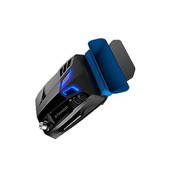 Woxter Stinger Laptop Cooler Vacuum - Base de Refrigeración y Extracción de aire para portátiles (